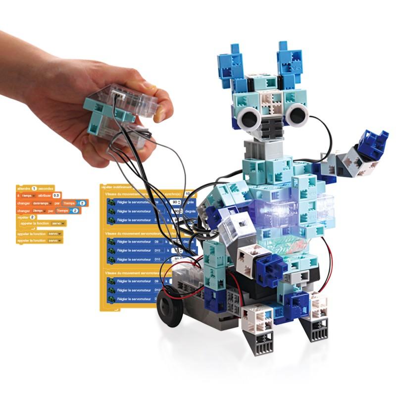 programmation robot à l'école